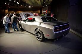 Dodge Challenger Accessories - 2015 dodge challenger premieres at new york show automobile magazine