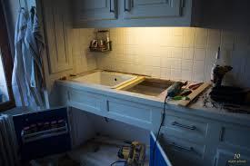 ikea installation cuisine rénovation de la cuisine préparation de l évier ikea domsjö sous