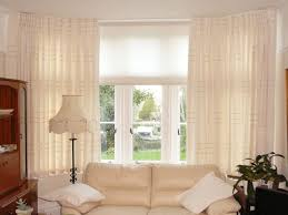How To Hang Bay Window Curtains Long Curtains For Bay Windows How To Hang A Rod Of Curtains For