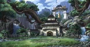 Smite Conquest Map Testing Out Smite U0027s New Journey To The West Themed 3v3 Map Pc Gamer
