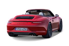 red porsche convertible 2017 porsche 911 carrera gts 3 8l 6cyl petrol automatic convertible