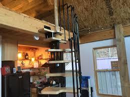 tiny house stairs design organizing ideas built adam and karens tiny house