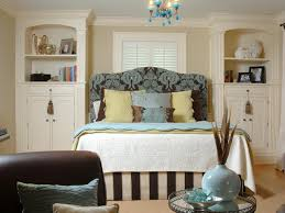 storage ideas for small bedrooms headboard frame brown