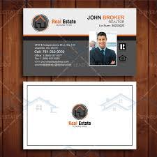 realtor business card design u2013 real estate lead generator