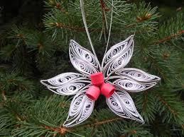 homemade paper christmas tree ornaments christmas lights decoration