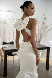 wedding dresses with bows wedding gowns with bows