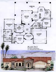 ranch style floor plans 3000 sq ft wide tuscan house plans with 3 luxury bedroom layout homescorner