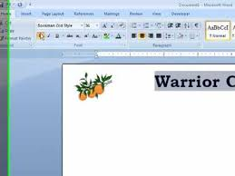 How To Build Resume In Word Create Logo In Word Microsoft Word Image Titled Create A Resume In