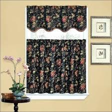 Sunflower Valance Curtains Sunflower Kitchen Curtains Country Country Kitchen Curtains With