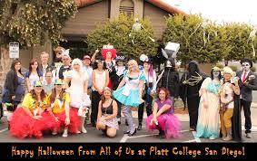 fun and festive halloween celebrations at platt college platt
