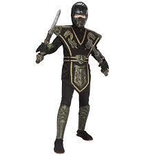 party city halloween costumes ninja ancient dynasty ninja child costume buycostumes com