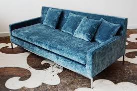 light blue velvet couch blue suede couch genuine suede sofa blue velvet couch blue sofas