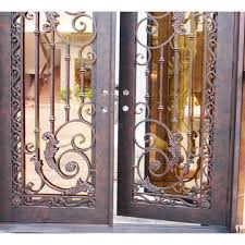 Wrought Iron Banister China Wrought Iron Doors Fences Gates Staircase Handrail Iron