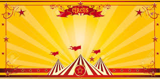 An Invitation Card An Invitation Card For Your Circus Company Royalty Free Cliparts