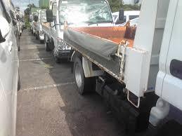 2004 nkr 81 tipper isuzu elf dump truck 2 ton forsale japan