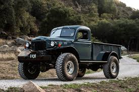 old land rover truck old is new again and cooler than your land rover legacy power wagon