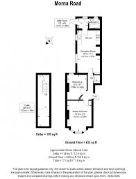 Brixton Academy Floor Plan by Morna Road Camberwell Southwark Se5 Share Of Freehold