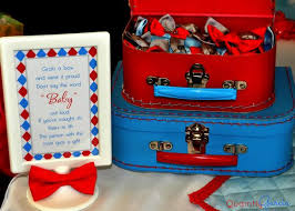 bow tie baby shower decorations bow tie baby shower ideas baby shower ideas themes
