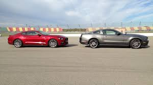 2011 mustang weight ford mustang gt shootout 2014 vs 2015 autoweek
