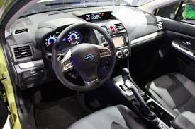 subaru xv interior 2017 new hybrid subaru xv crosstrek 2014
