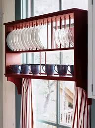Ways In Which You Can Organize Your Dish Plates - Kitchen cabinet plate organizers