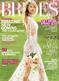 brides magazine look at brides august september 2015 cover brides