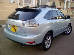 lexus rx300 roof rails nairobimail toyota lexus rx300 2005 f loaded leather sunroof sky blue
