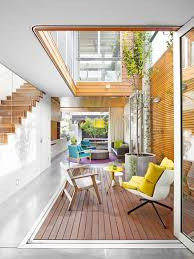homes with interior courtyards 10 modern houses with interior courtyards open house sydney