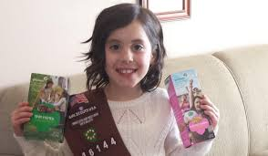 quest commercial actress girl scouts turn into youtube stars in quest to boost cookie sales