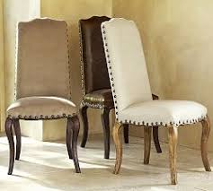 White Fabric Dining Chairs White Fabric Dining Chairs Oknws