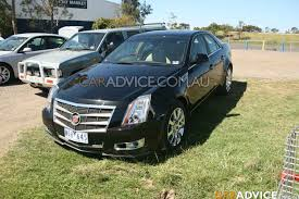 cadillac cts australia cadillac perfectly suited for australian drivers photos 1 of 3