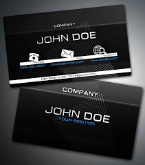 Creating Business Card How To Make A Business Card In Photoshop Instatuts Com