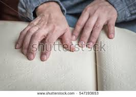 How Do Blind People Read Braille Bangkok Thailand January 3 2017 Braille Stock Photo 547193653
