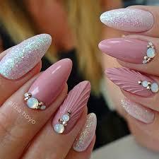 lovely wedding nails to try this season naildesignsjournal