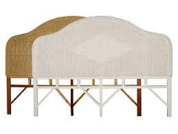 Used Wicker Bedroom Furniture by Regency Rattan Bedroom Suite From Schober 5251 White Wicker
