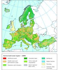 Europe Mountains Map by European Environment Agency U0027s Home Page U2014 European Environment Agency
