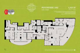 Insignia Seattle Floor Plans Escala Penthouse Shells Build Your Dream Condo Urbnlivn