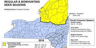 Pa Wmu Map Bow Hunting Tier Season Starts Oct 1