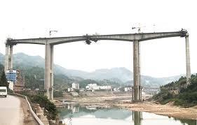 40 meters to feet zhouhe bridge highestbridges com