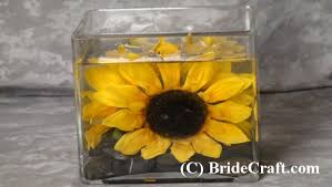 sunflower centerpiece silk sunflower centerpiece