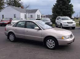 2001 audi a4 1 8t 2001 audi a4 awd 1 8t quattro 4dr sedan in troy oh buckeye motors