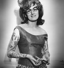 the tattooed lady abc news australian broadcasting corporation