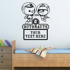 octonauts personalised vinyl wall art sticker decal 301085460348 octonauts personalised vinyl wall art sticker decal