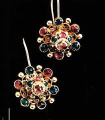 usher earrings ancient high cultures jewelry talisman and status symbol ganoksin