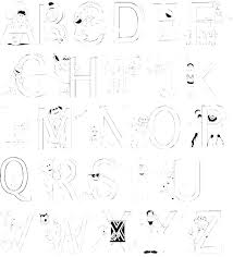 alphabet coloring pages in spanish spanish alphabet coloring pages alphabet coloring pages welcome to