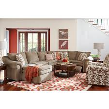 La Z Boy Living Room Chairs Devon Sectional