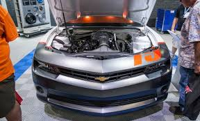 copo camaro stand for 2015 copo camaro debuts wants to burnout on your