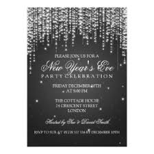 New Year Invitation Card New Years Invitations 27200 New Years Announcements U0026 Invites