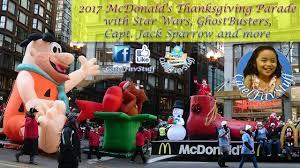 2017 mcdonald s thanksgiving parade