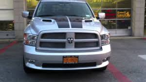 Dodge Ram Daytona - 2012 dodge ram 1500 hid lights and strobe lights youtube